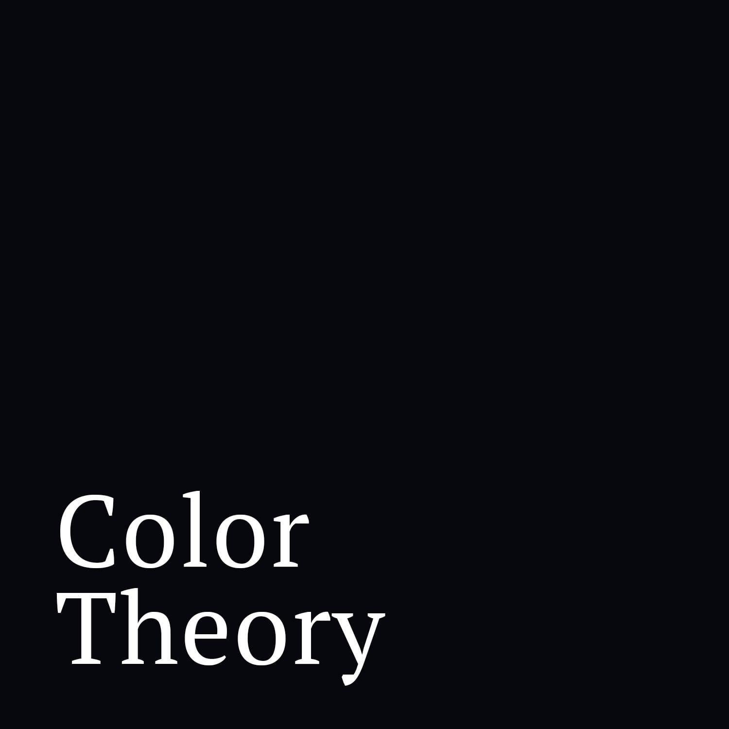 Branding Color Theory Blog Post Category | The Niche by The DRAW Agency